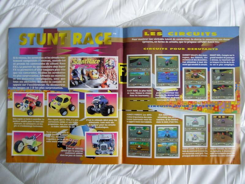 Panini Nintendo - Stunt Race