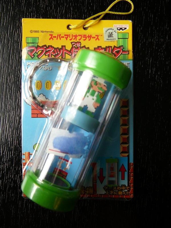 Porte-clef Aimanté Super Mario Bros.