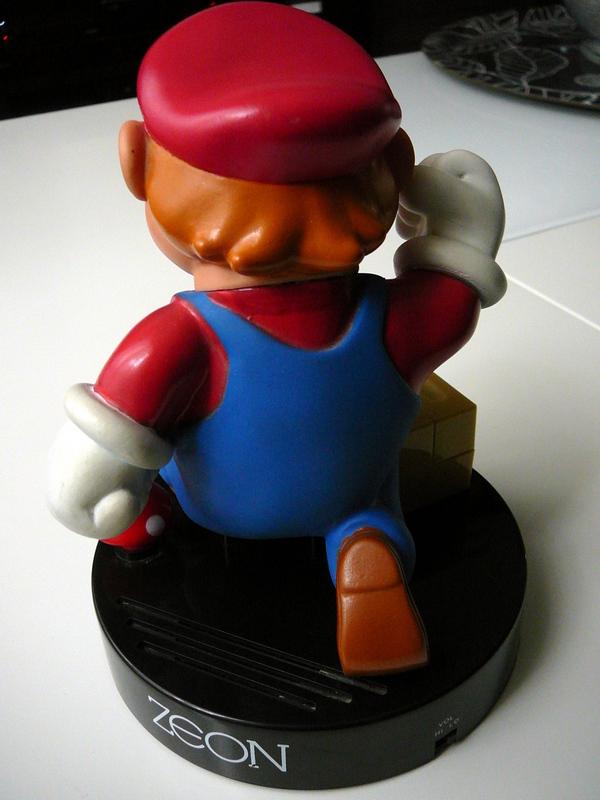 "Réveil ""Zeon"" Super Mario Bros."
