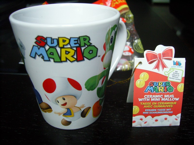 Tasse Nintendo