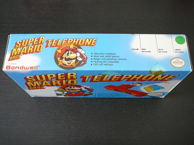 Téléphone Super Mario Bros.