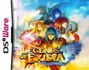 Legend Of Exidia (DSiWare-2009)