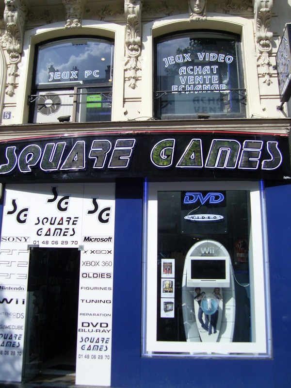 Square Games bvd Voltaire