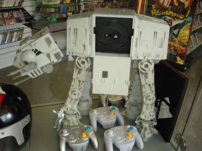 GameCube Star Wars
