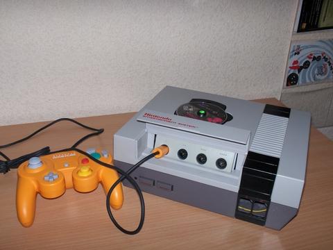 NES Cube