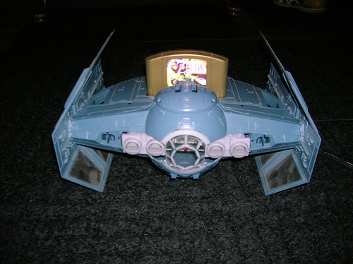 N64 Star Wars