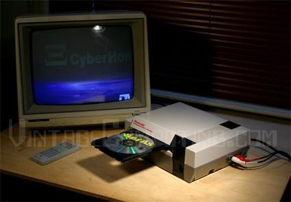 NES DVD