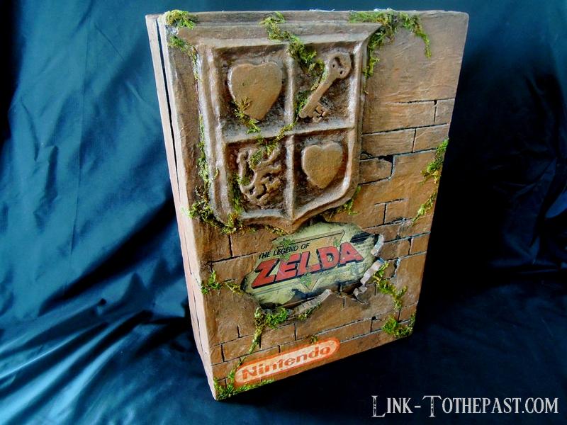 NES The Legend Of Zelda façon Game & Watch