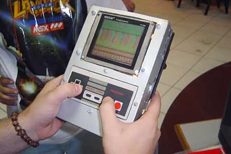 NES portable