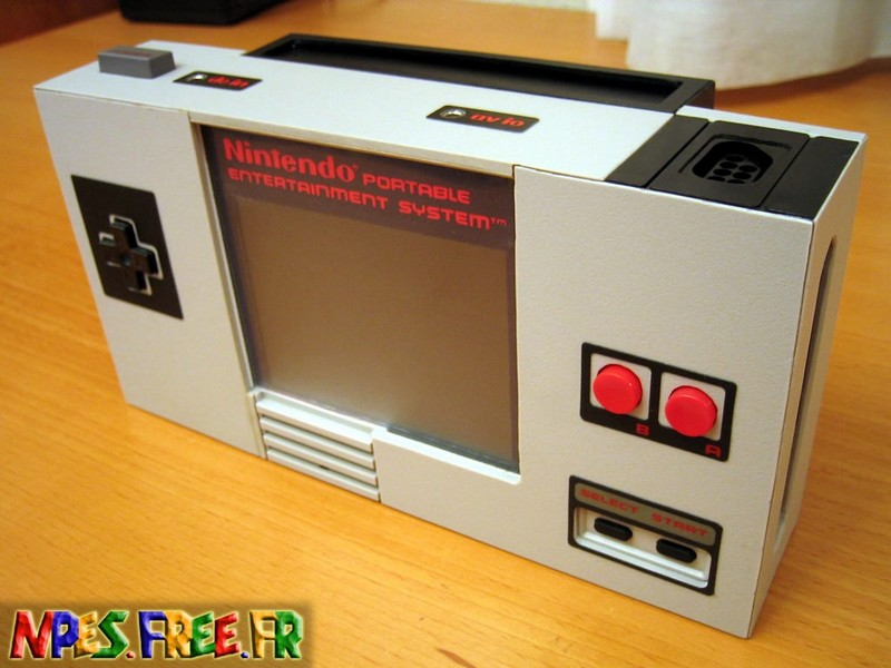 NPES - Nintendo portable Entertainement System