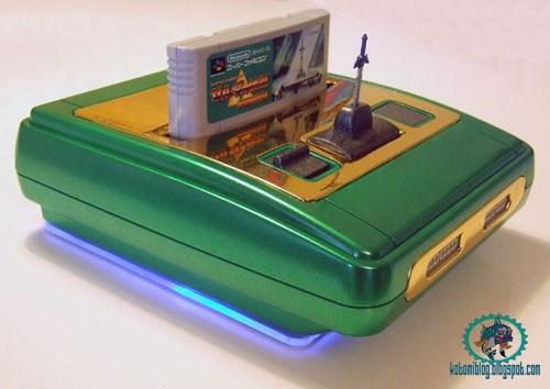 SNES Zelda