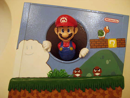 Wii Mario