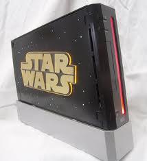 Wii Stars Wars