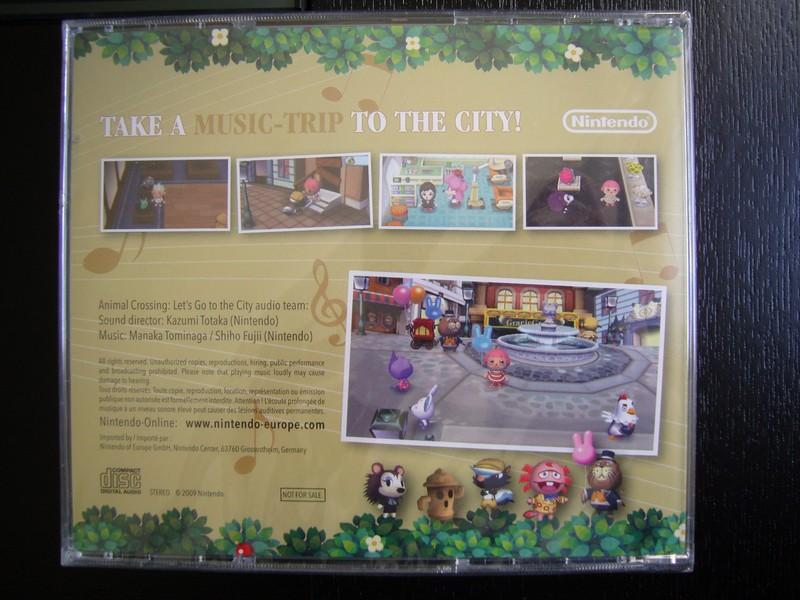 Animal Crossing Original Soundtrack « Your Favorite Songs »