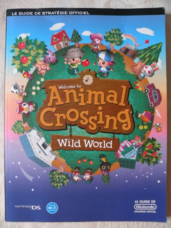 Guide Animal Crossing Wild World