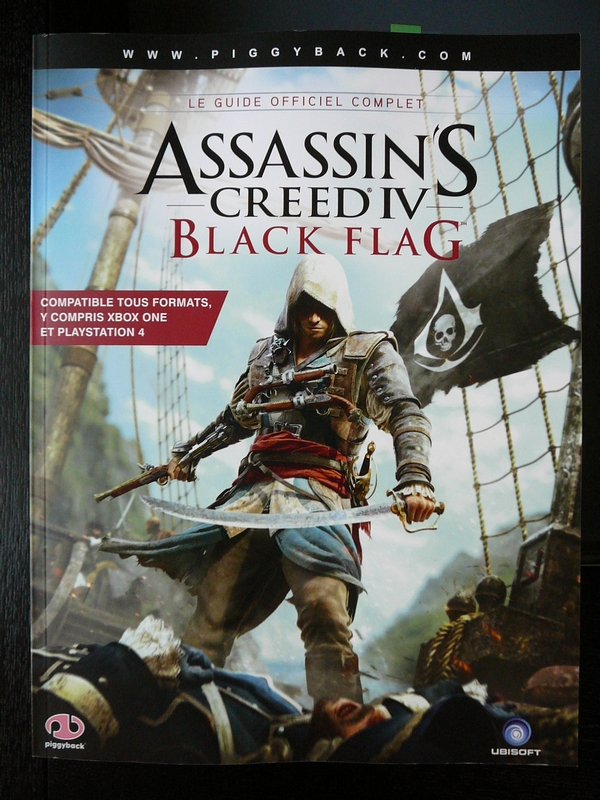 Guide Assassin's Creed IV : Black Flag