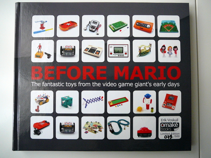 Before Mario Black Edition