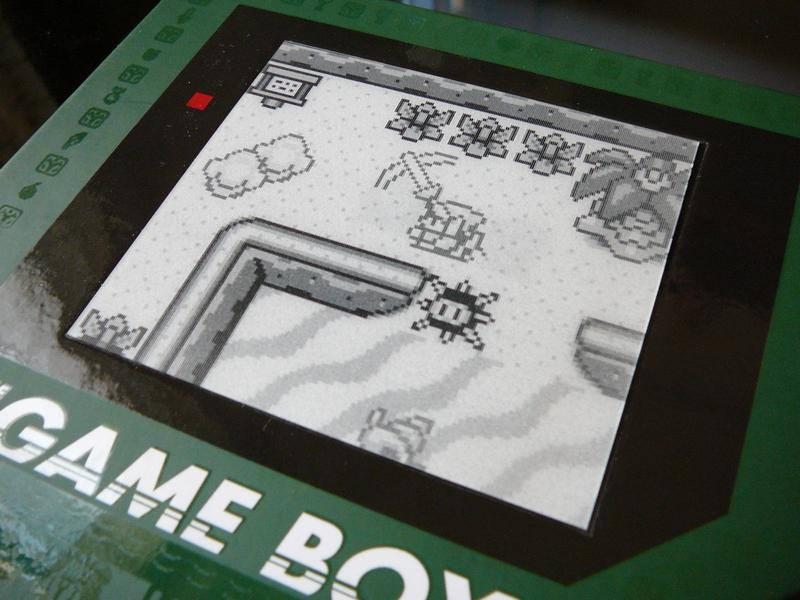 Bible Game Boy - Zelda Set
