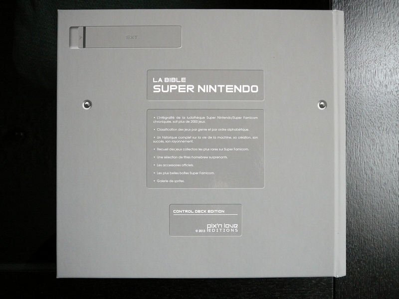 Bible Super Nintendo - Control Deck Edition