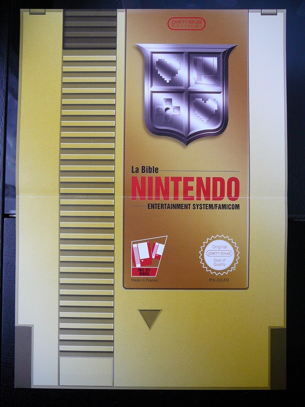 Bible Nintendo NES / Famicom - Legend Edition