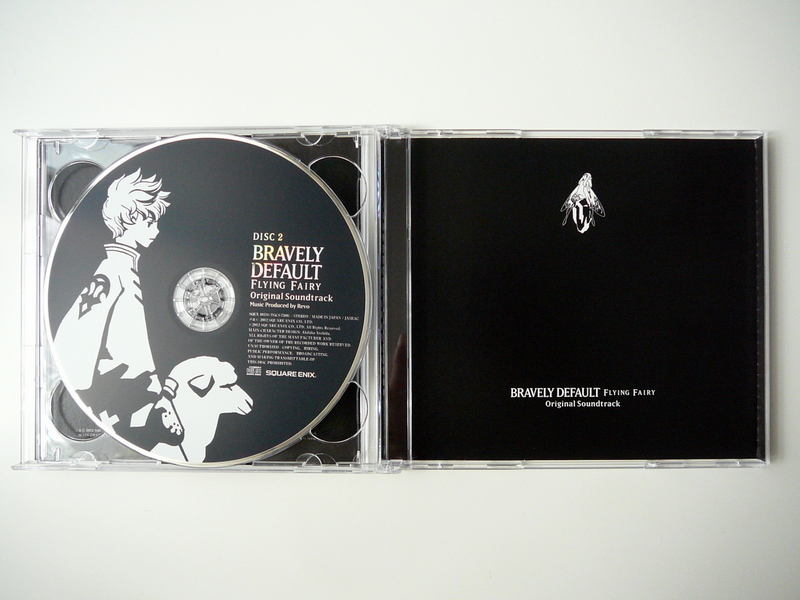 Bravely Default Flying Fairy Original Soundtrack