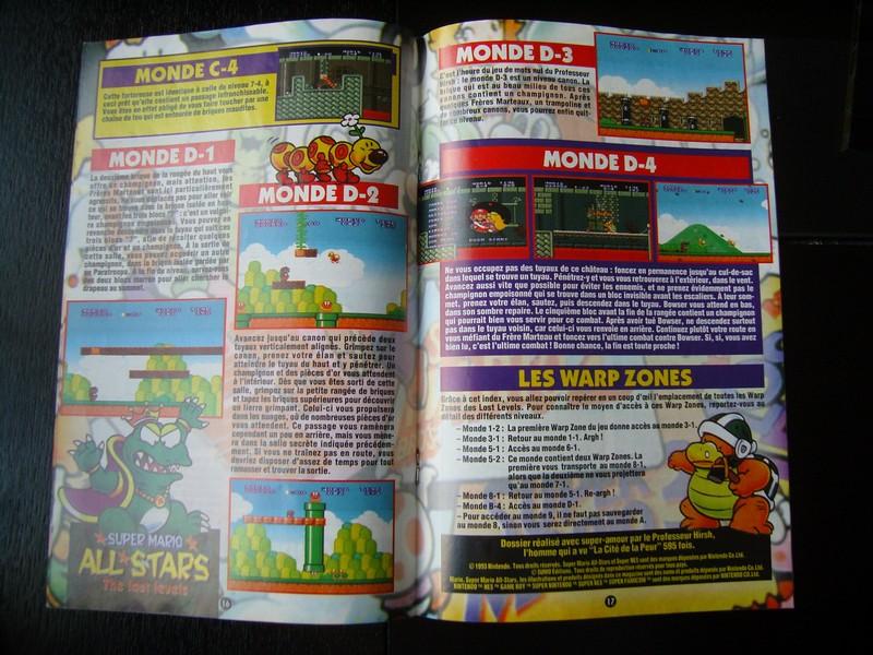 """Supplément """"Guide pratique des Lost Levels"""" (31 pages)"""