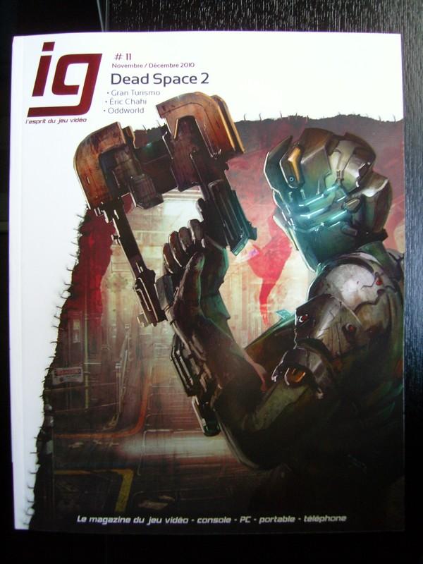 IG Mag #11 Novembre/Décembre 2010