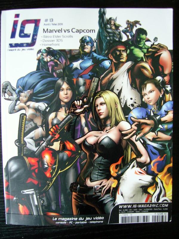 IG Mag #13 Avril/Mai 2011