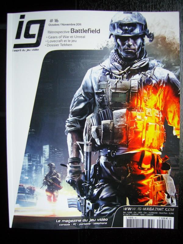 IG Mag #16 Octobre/Novembre 2011