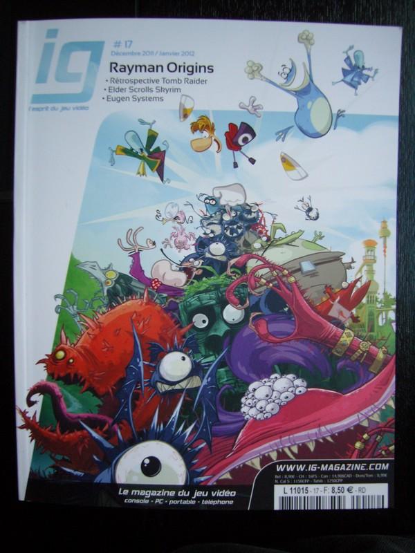 IG Mag #17 Décembre/Janvier 2011-2012