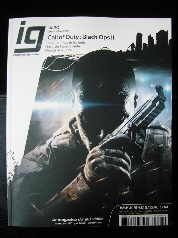 IG Mag #20 Juin/Juillet 2012