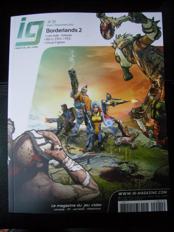 IG Mag #21 Août/Septembre 2012