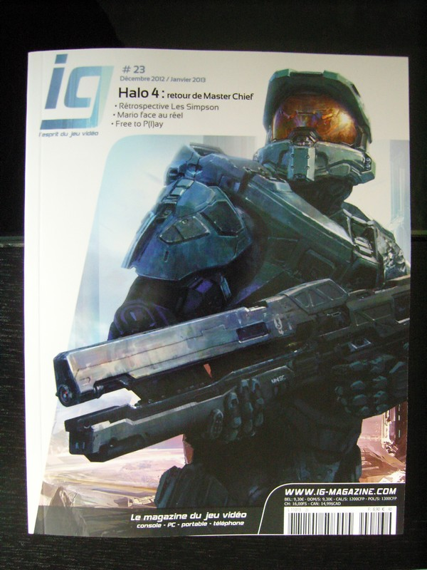 IG Mag #23 Décembre/Janvier 2012-2013