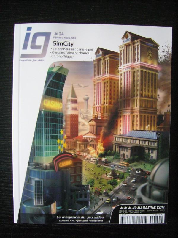 IG Mag #24 Février/Mars 2013