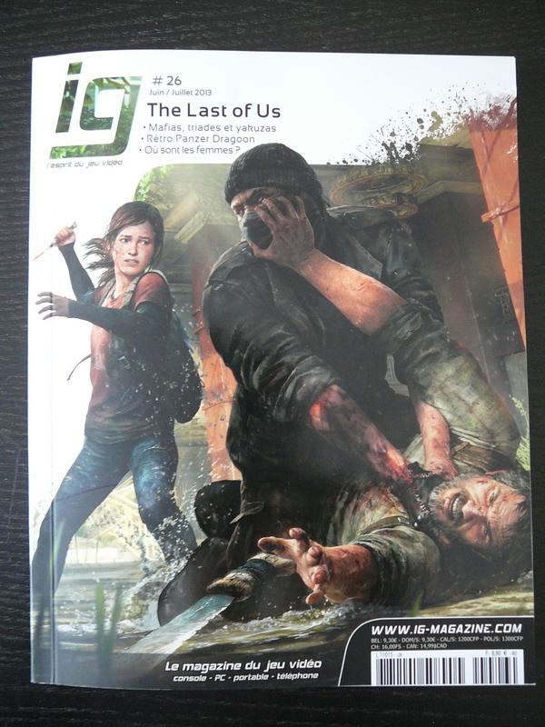 IG Mag #25 Juin/Juillet 2013