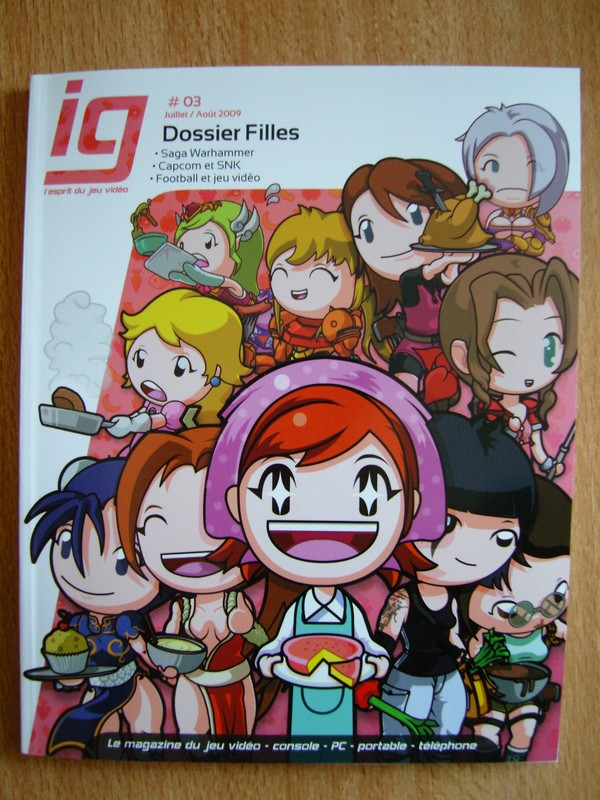 IG Mag #03 Juillet/Août 2009