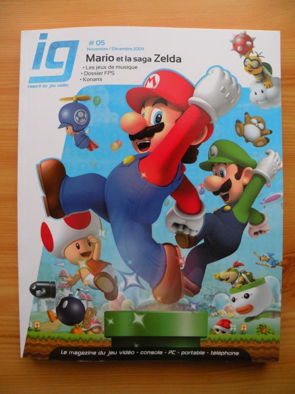 IG Mag #05 Novembre/Décembre 2009