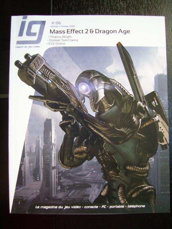 IG Mag #06 Janvier/Février 2010
