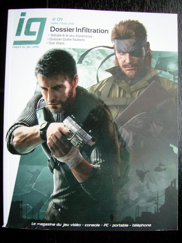 IG Mag #09 Juillet/Août 2010
