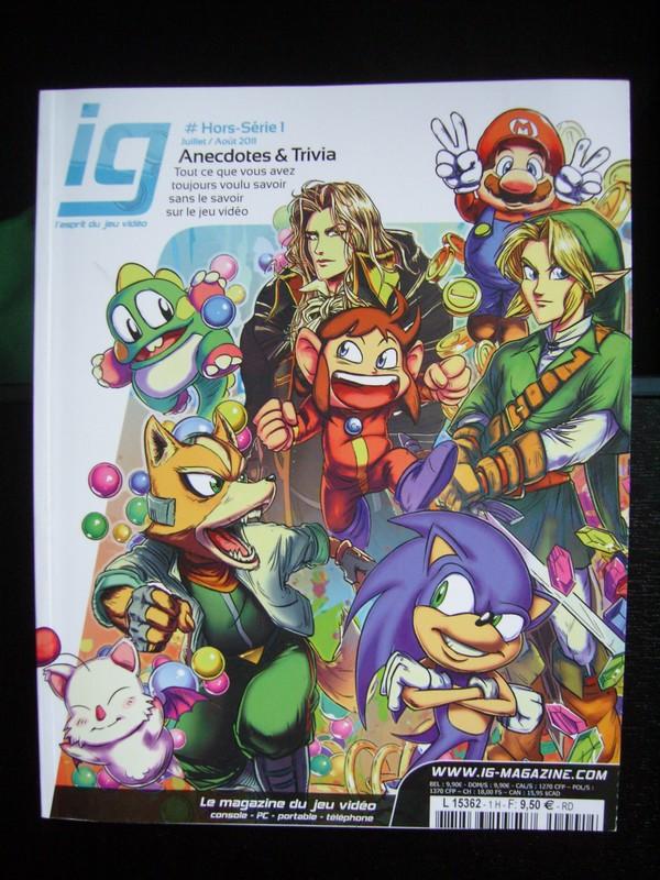 IG Mag #Hors-Série 1 Juillet/Août 2011