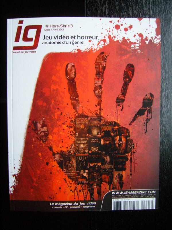 IG Mag #Hors-Série 3 Mars/Avril 2012