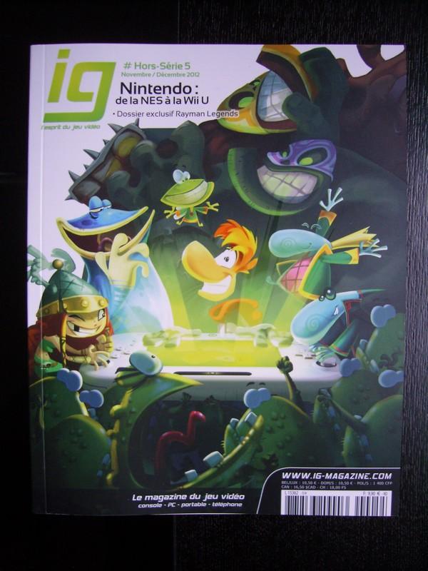 IG Mag #Hors-Série 5 Novembre/Décembre 2012 Spécial Nintendo !