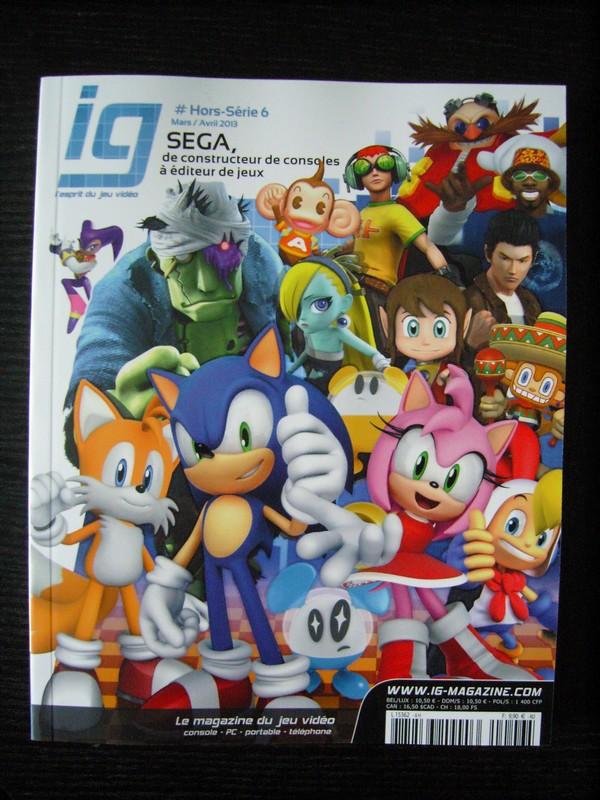 IG Mag #Hors-Série 6 Mars/Avril 2013 Spécial Sega !