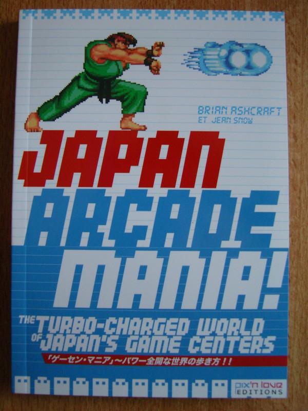 Japan Arcade Mania!