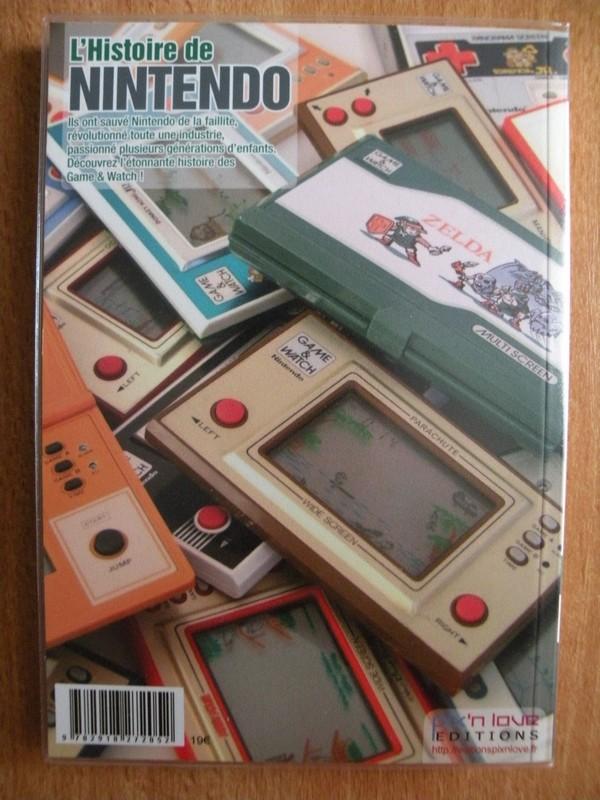 L'Histoire de Nintendo vol. 2 : 1980-1991 L'étonnante invention : les  Games & Watch