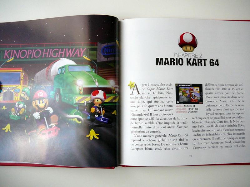 L'Incroyable Histoire de la Saga Mario Kart