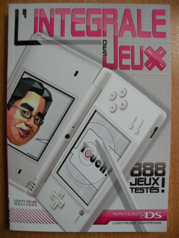 L'Intégrale des Jeux Nintendo DS
