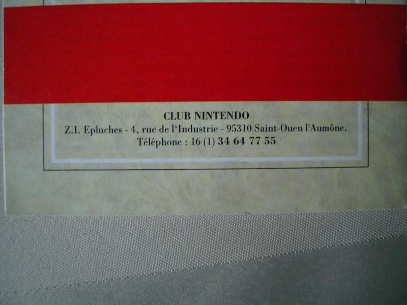 Livret du Club Nintendo à usage des parents