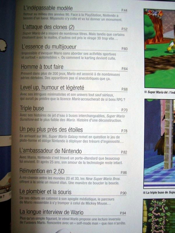 Joypad Hors-série n° 14 : Janvier/Février 2011 spécial 25e anniversaire de Mario