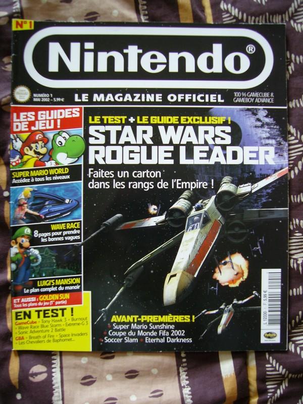 Nintendo Le Magazine Officiel n°1 : Mai 2002